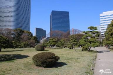 Le jardin Hamarikyu est le dernier de la période d'Edo encore subsistant à Tokyo. Situé à deux pas du marché de Tsukiji, c'est une balade idéale après avoir dégusté ses sushis sur le marché !