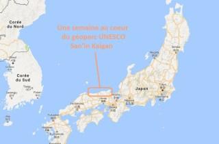 Circuit : 1 semaine dans les préfectures de Kyoto, Hyogo et Tottori