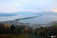 Amanohashidate, l'une des plus belles vues du Japon