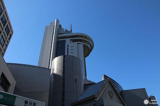 Bunkyo civic center Tokyo (14)