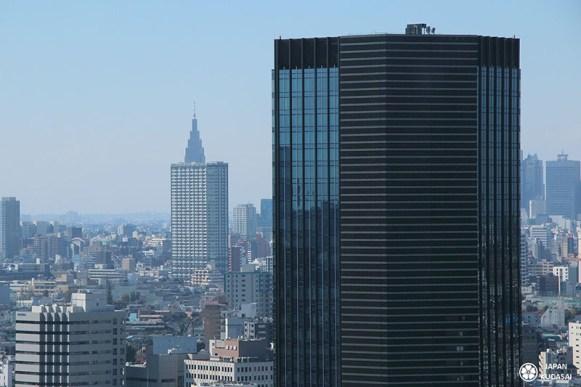Bunkyo civic center Tokyo (3)