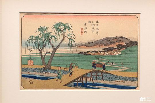Exposition estampes sur la route du kisokaido musée cernuschi (24)