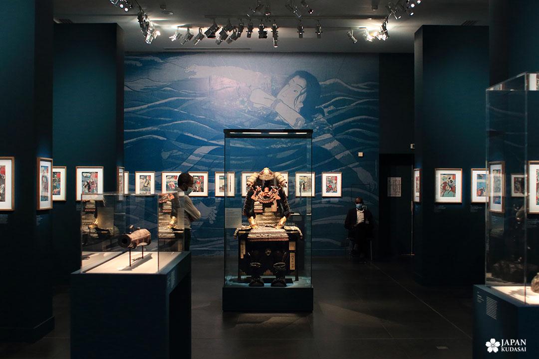 armure samourai musée cernuschi