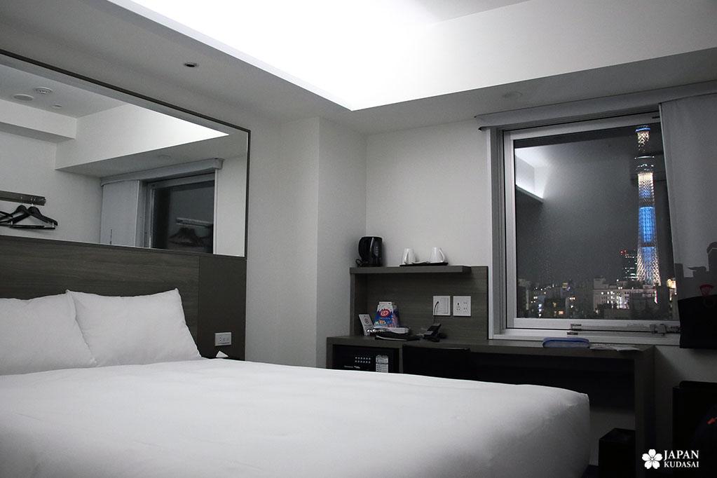hotel tokyo red planet asakusa