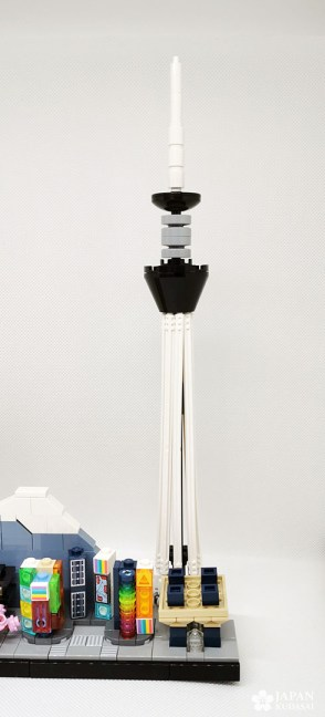 tokyo skytree lego architecture
