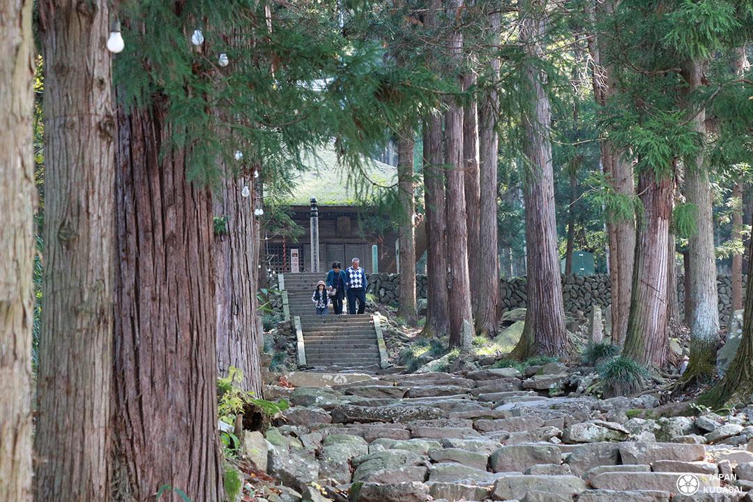 jokoji temple bouddhiste obuse nagano japon