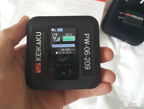 louer un pocket wifi pour accéder à internet et au web en voyage au japon