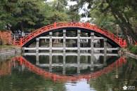 Sumiyoshi Taisha, le sanctuaire shinto d'Osaka