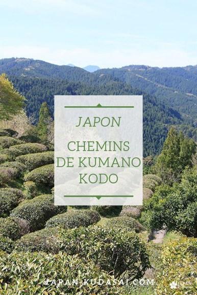 Trek au Japon - sur les sentiers de pèlerinage de Kumano Kodo
