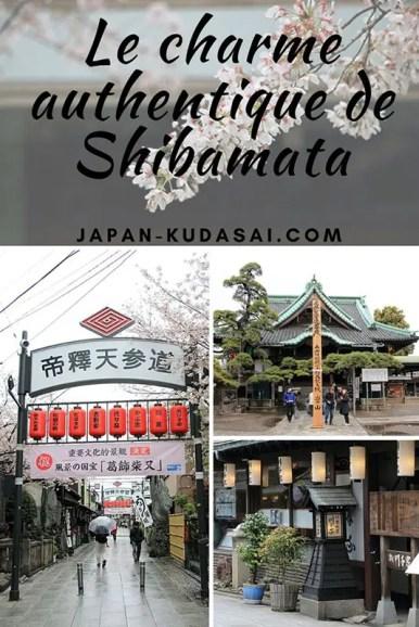 Visiter Shibamata en banlieue de Tokyo