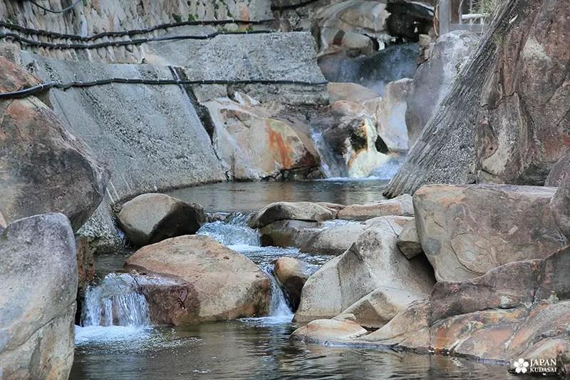riviere yunomine onsen