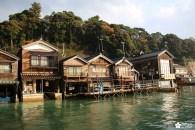 Ine, un village de pêcheurs unique au Japon