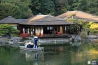 L'impressionnant jardin Ritsurin de Takamatsu