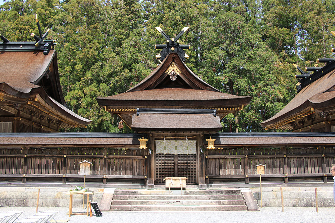 kumano hongu taisha shrine