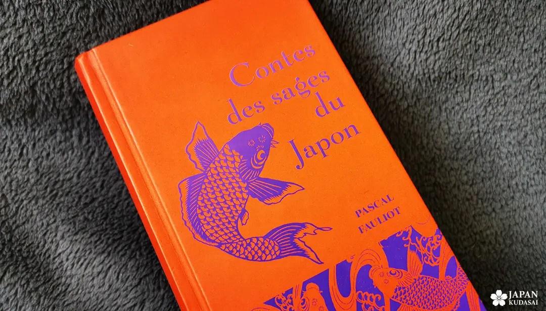 livre les contes des sages du japon