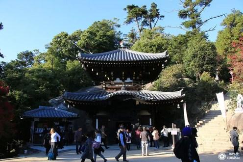 temple miyajima mont misen