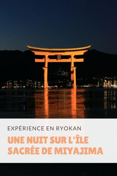 Passez une nuit de rêve au ryokan Iwaso sur l'île de Miyajima !