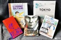 Eté 2021 - ma sélection de livres sur le Japon