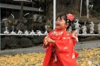 Shichi go san : rencontre avec les enfants à Kibitsu !