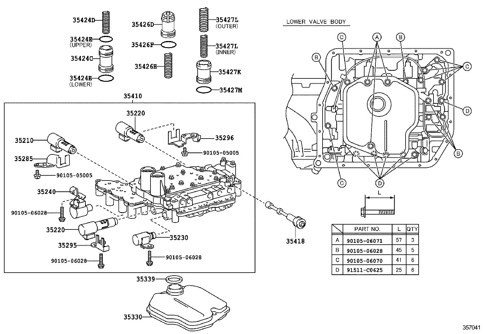 Toyota Rav4aca38l Anpgk