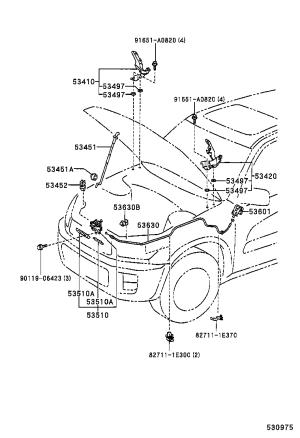 Toyota Rav4 Body Parts Diagram – Periodic & Diagrams Science