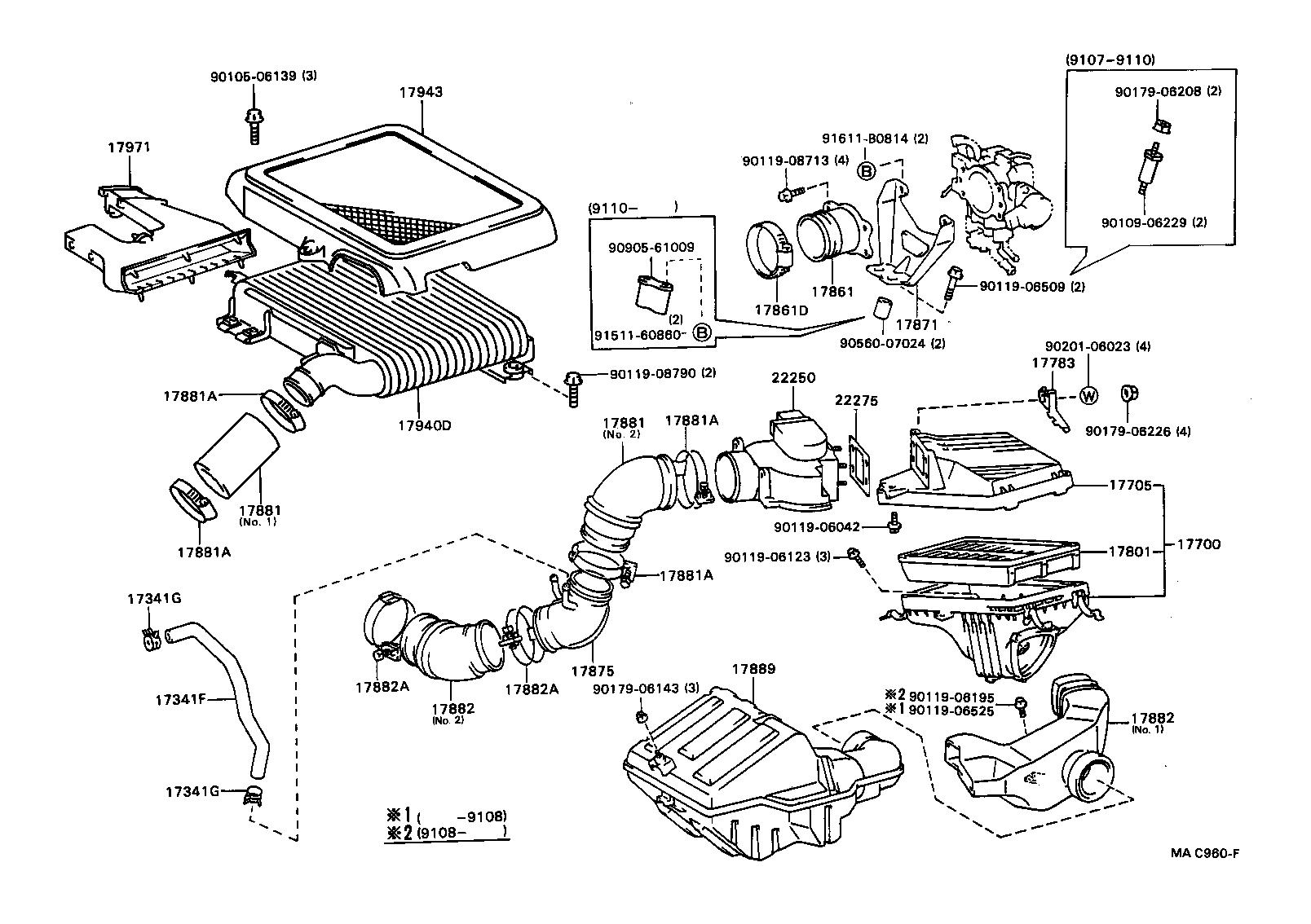 Toyota Celicast185l Blmvzk