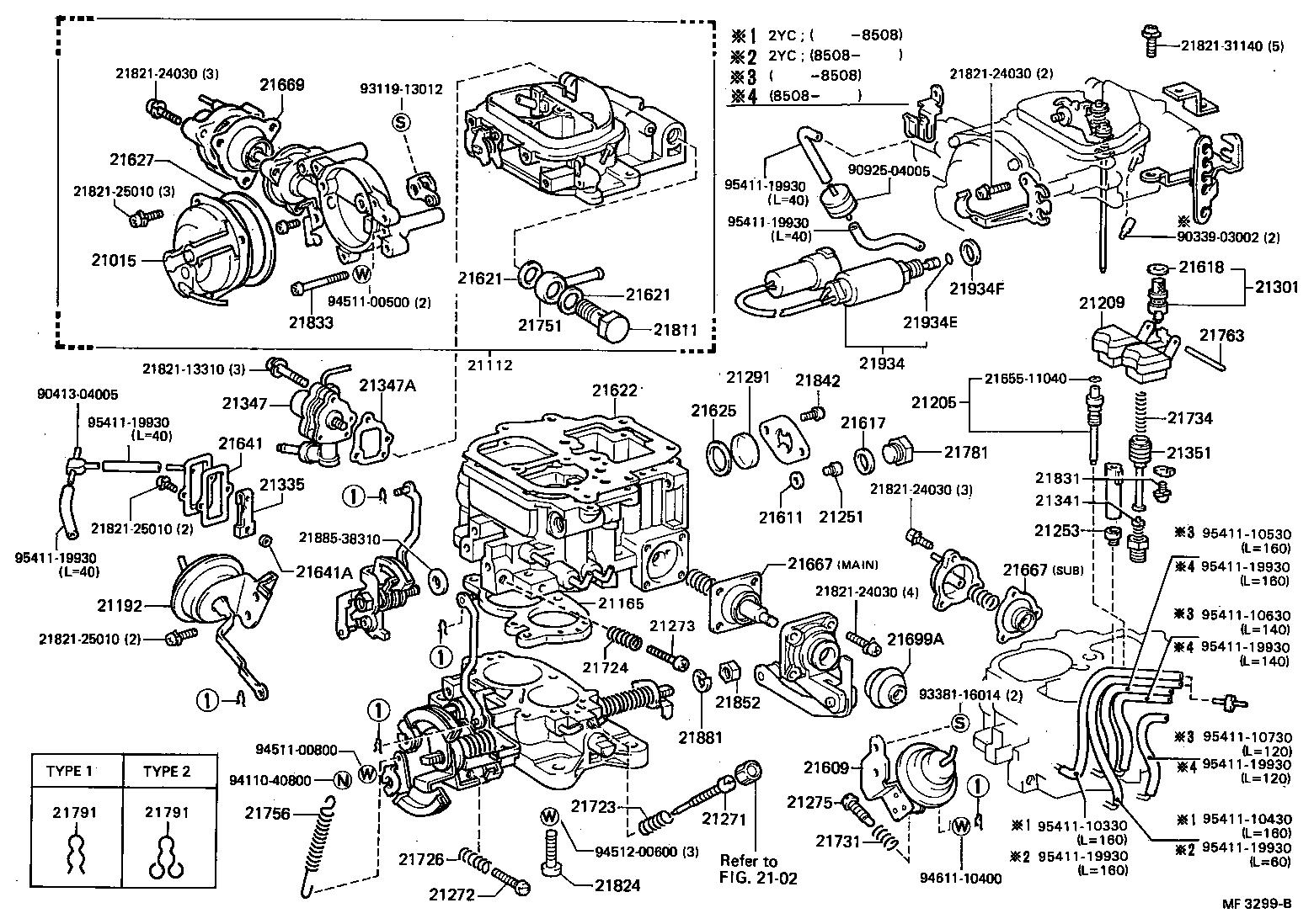 Toyota Liteaceym21rv Mrgq