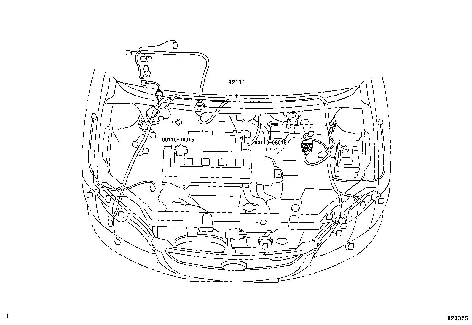 Toyota Vios Soluna Viosncp42r Eemrkt