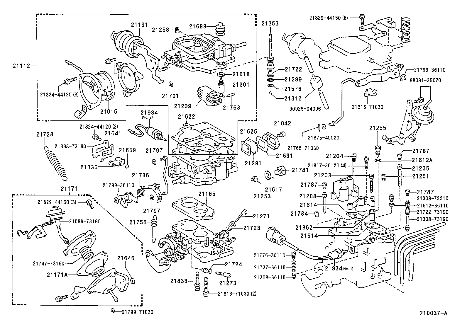 84 Corvette Vacuum Diagram