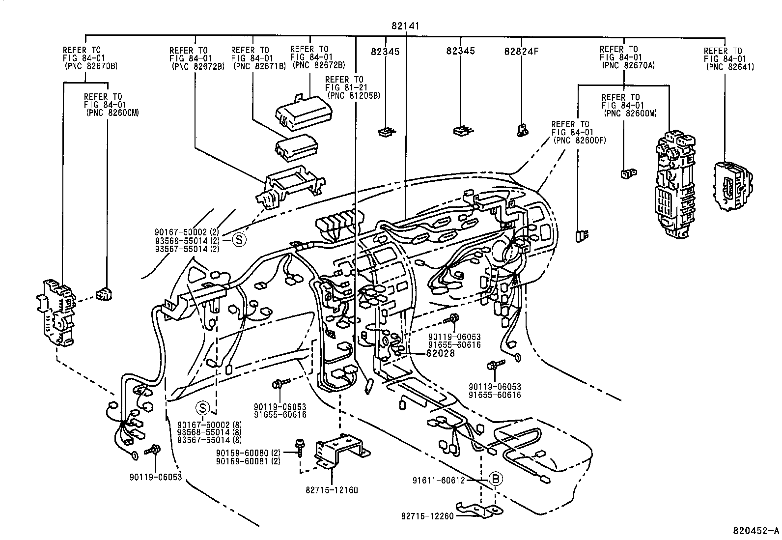 1993 Corolla Engine Diagram