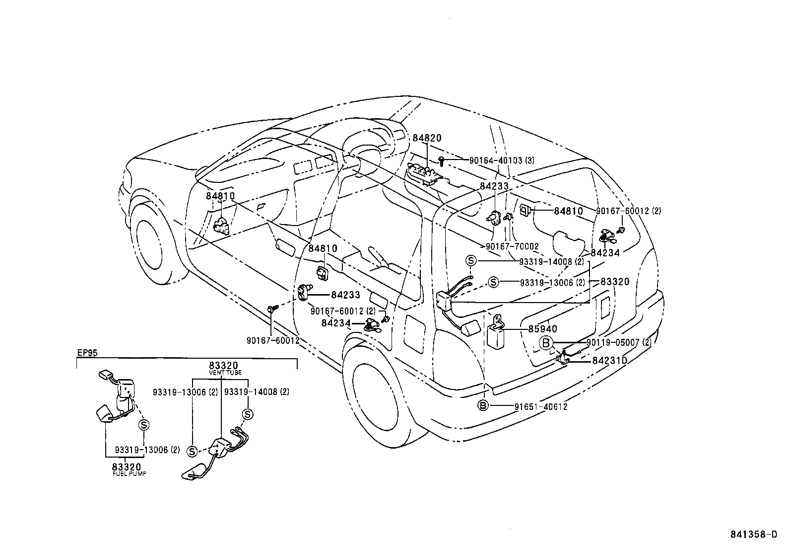 Toyota Starletep91 Agmqy