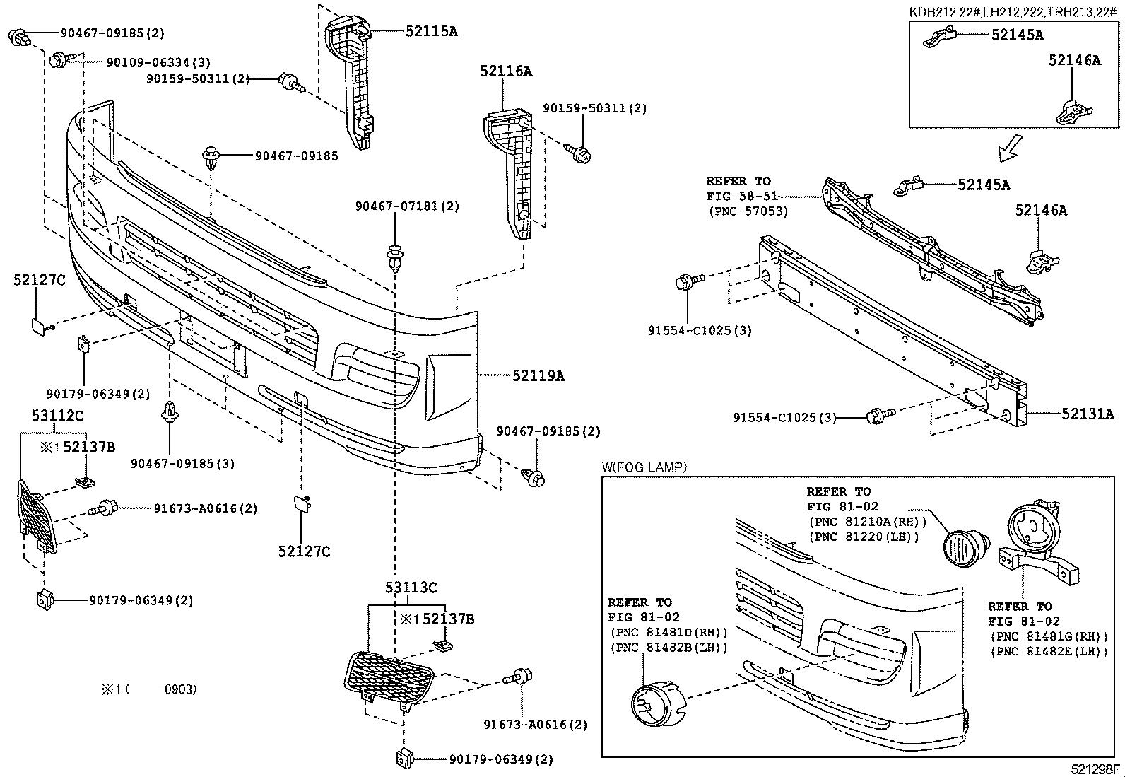 Toyota Hiacetrh221r Mbpdkq