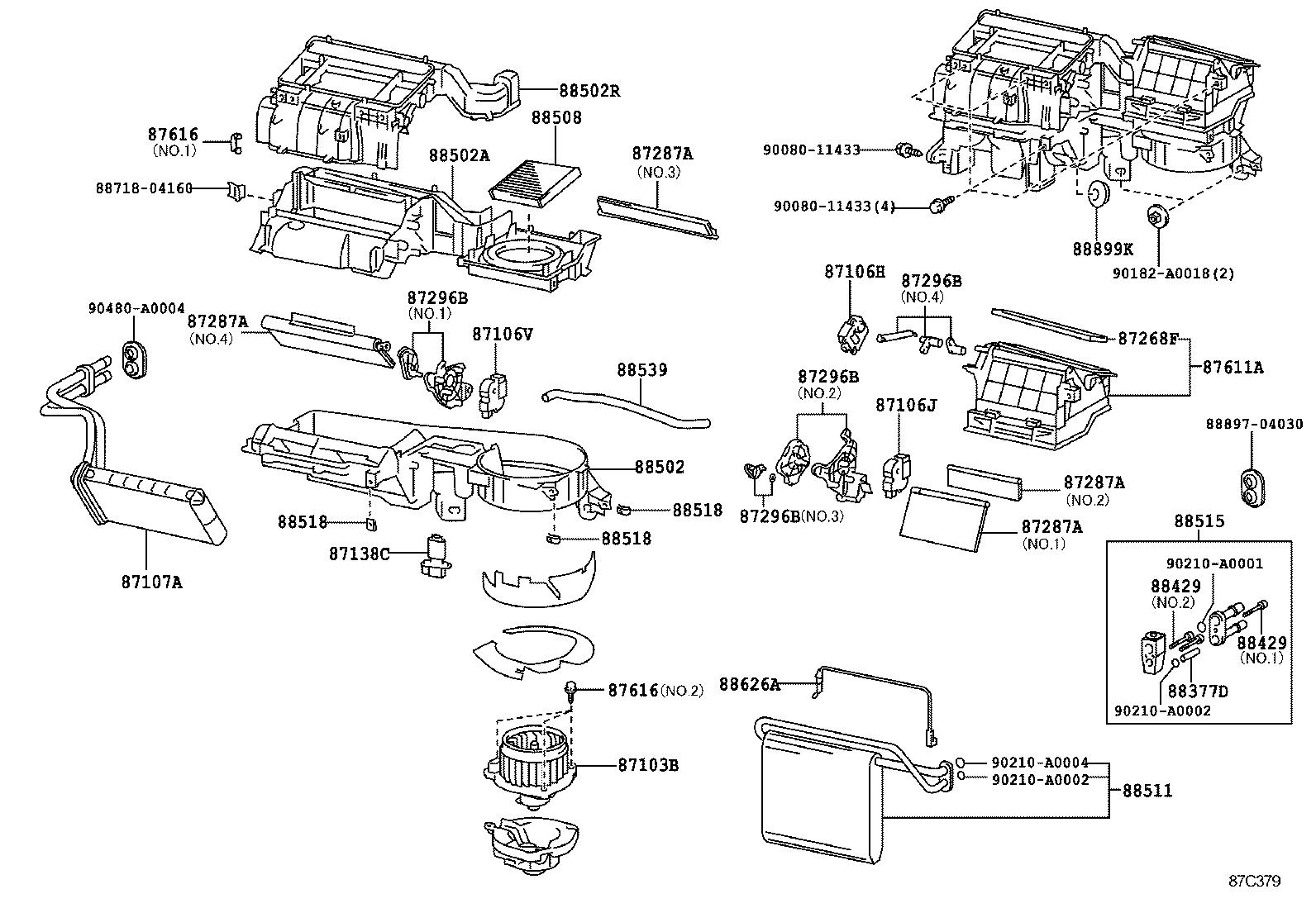 Toyota Tacomagrn245l Pradka