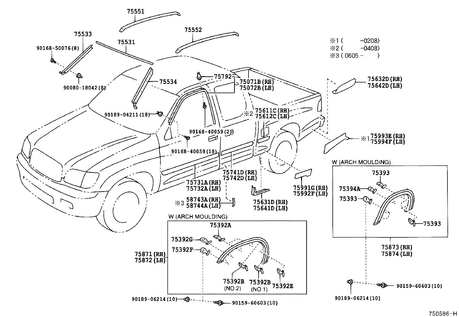 Toyota Tundrauck40l Arslka