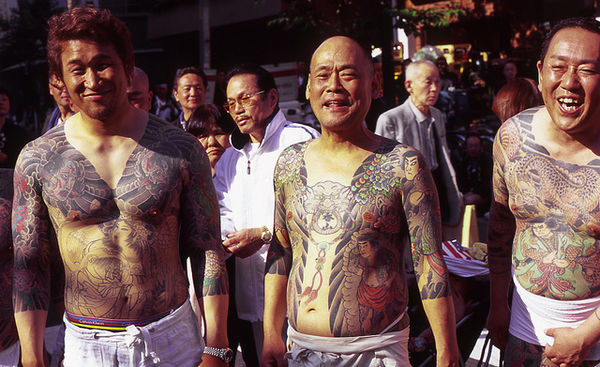 real irezumi japanese tattoo