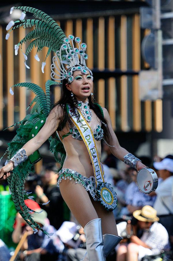 samba in tokyo