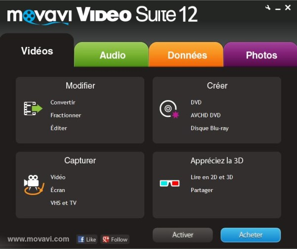 interface movavi 1