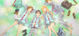 Shigatsu wa kimi no Uso – Your lie in April