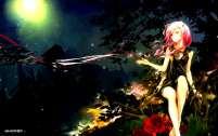 Inori-Yuzuriha---Vector-Wallpaper