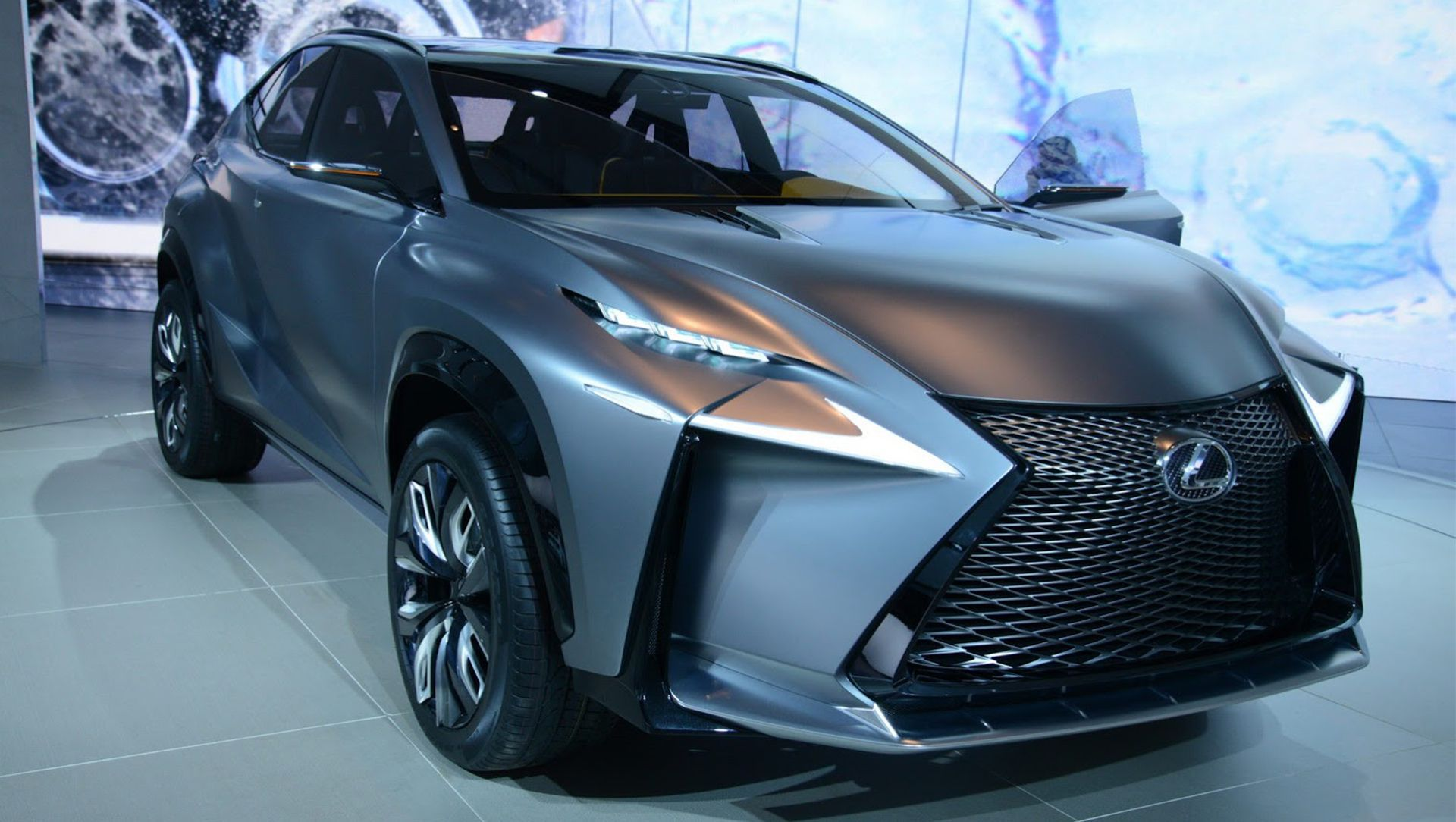 ficial Lexus to reveal production NX crossover at Beijing in