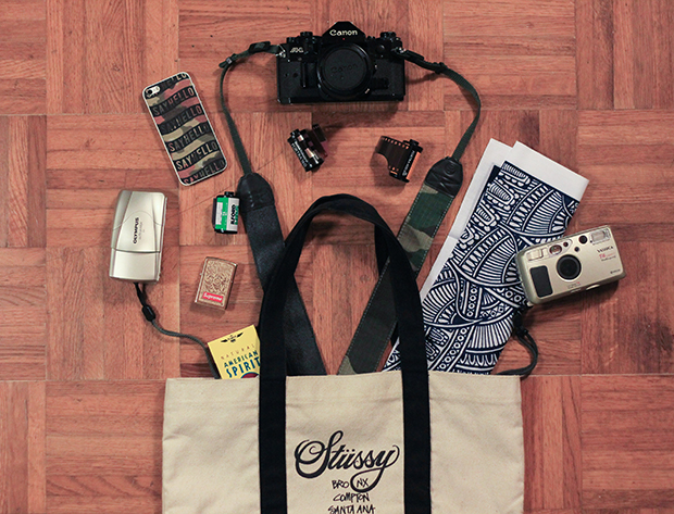 In your bag No: 1015 – Ryan Lau