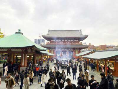 Asakusa Sensoji Temple | Tokyo