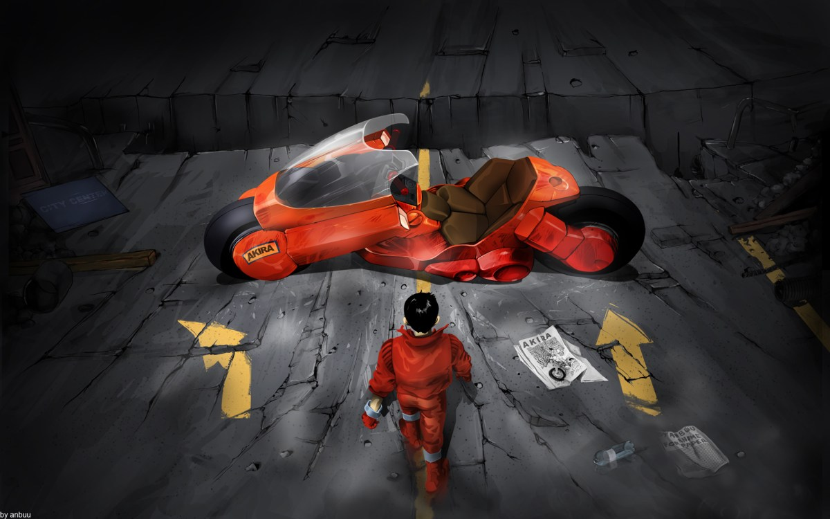 Akira Movie Talks
