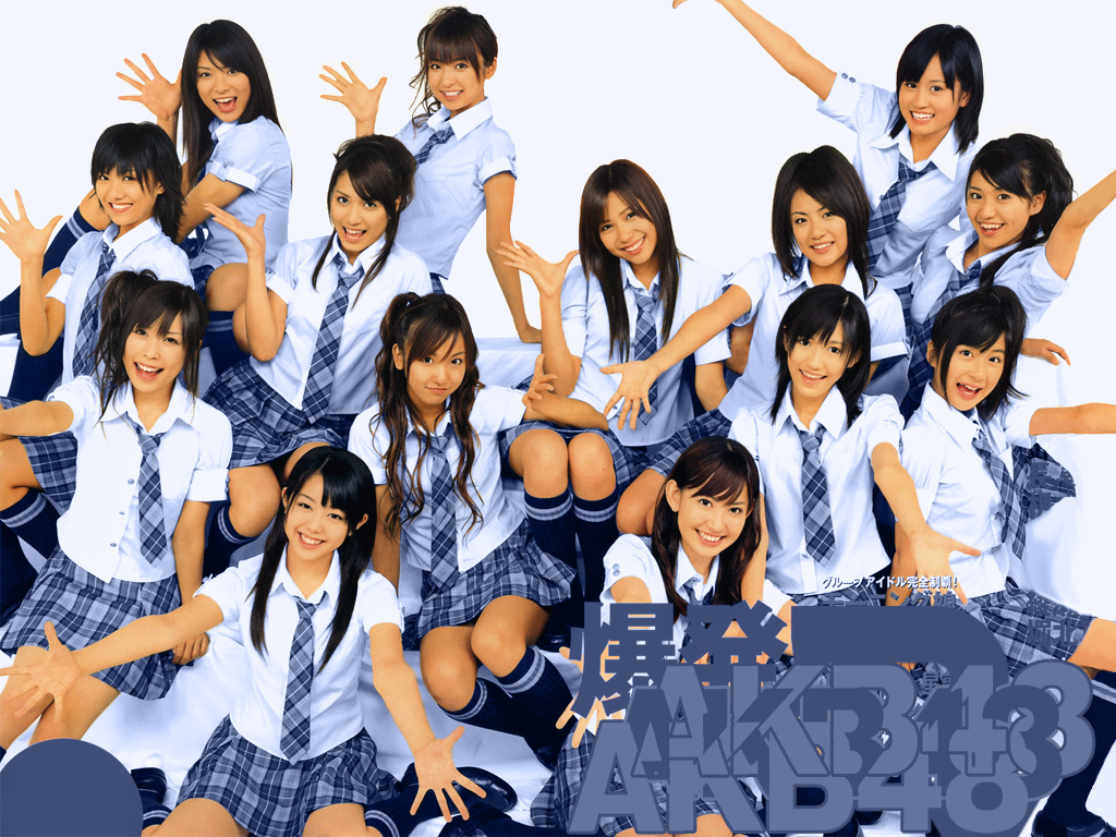 Team Shuffle For AKB48
