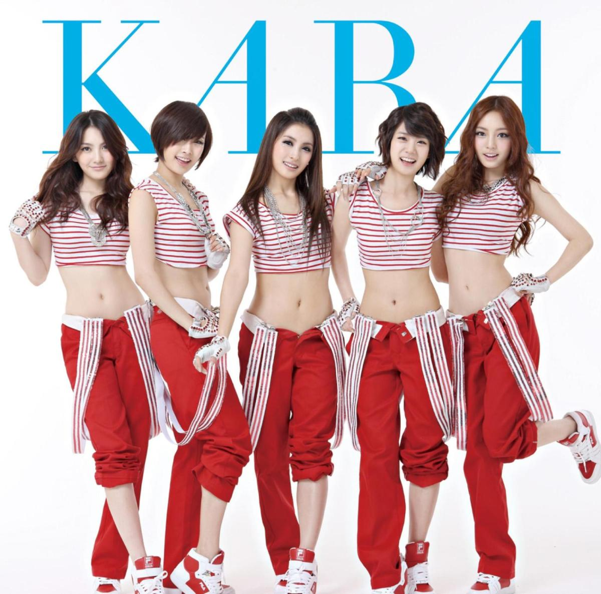 K-Pop Kara Makes An Appearance on DJ Max Technika