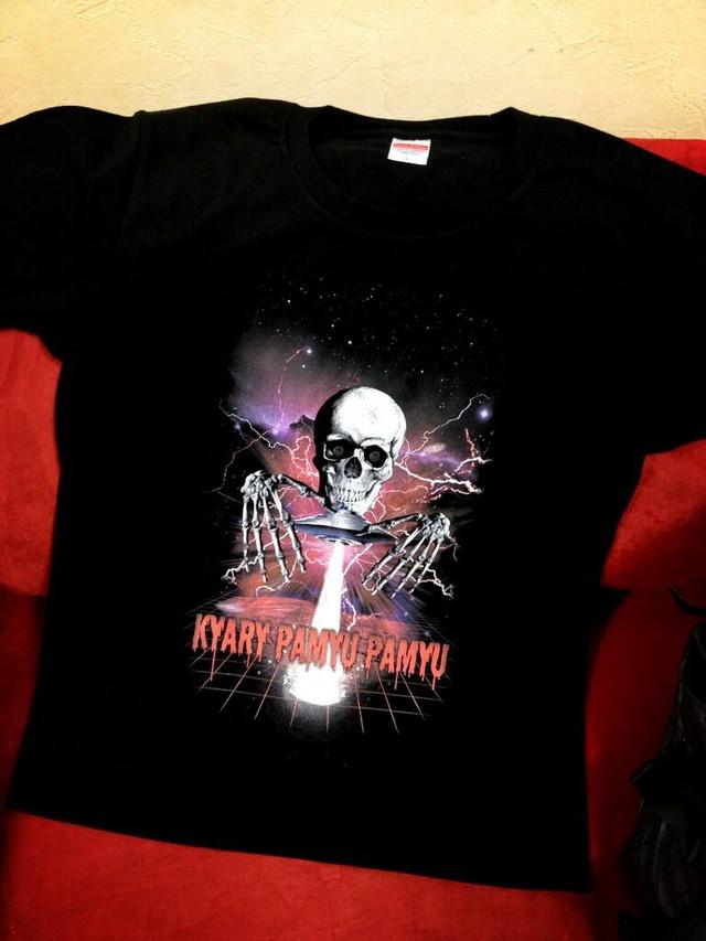 kyary metal tshirt