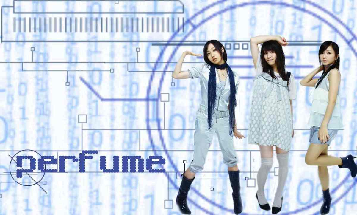 Perfume shows short Magic of Love PV