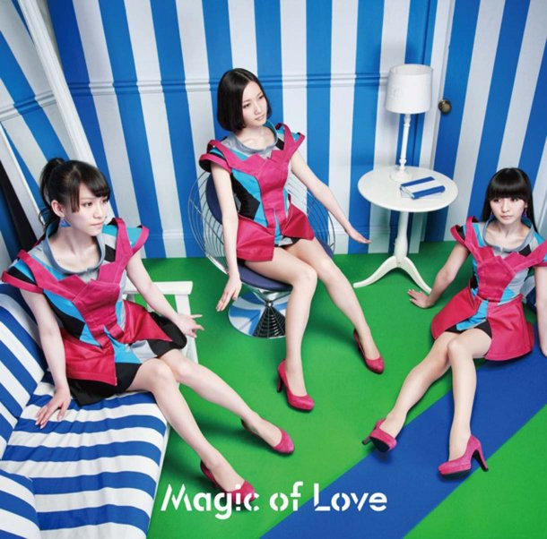 Magic of Love regular edition