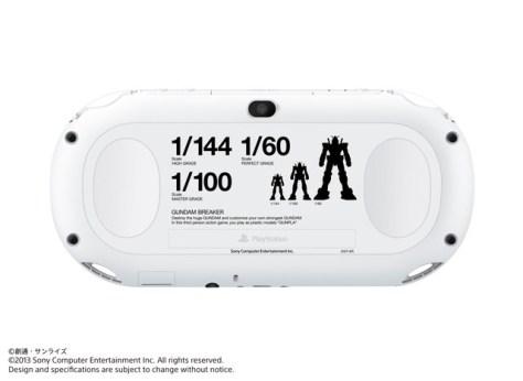 Gundam Breaker Vita