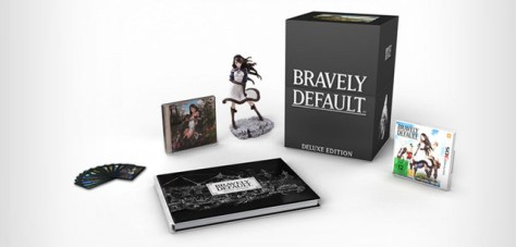 bravely collectors